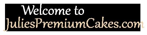 Julies Premium Cakes Logo